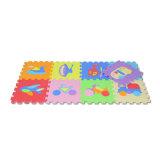 Étage non-toxique de couvre-tapis de jeu de ventes d'EVA de bébé chaud de mousse pour l'usage éducatif