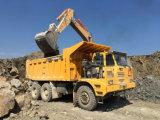 Carro de descargador campo a través resistente de la explotación minera de Sinotruck 6X4