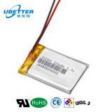 502030 3.7V 240mAh Lithium-Plastik-Batterie für Telefon-Uhr