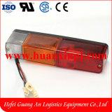 Luz 24V 235*45*60mm da cauda do diodo emissor de luz da luz do Forklift de Hangcha