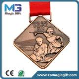 カスタマイズされた武道の競争の挑戦メダル