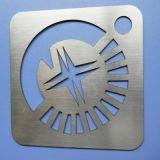 Metallo di alta efficienza che elabora la tagliatrice di CNC del laser della fibra del macchinario