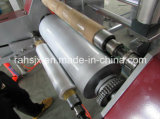 Fabricación de una sola capa de película de estiramiento de la máquina