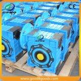 Motor de la caja de engranajes del gusano de la velocidad del arrabio RV130-4-4-40