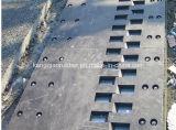 櫛のタイプ鋼板橋膨張継手