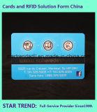 Cartão Nonstanda, lá em um cartão, CR80+um cartão etiqueta da chave