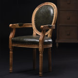 أثر قديم أسلوب [فرنش] يتعشّى كرسي تثبيت [و13628]