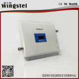 Amplificador móvil de la señal de la India GSM/WCDMA 900/2100MHz