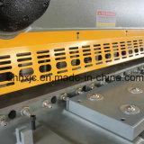 Máquina de corte 3200mm mecânica do metal de folha da tesoura do CNC da manufatura de QC11k 6mm com A62s