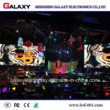 P2.98/P3.91/P4.81/P5.95 쇼, 단계, 회의를 위한 실내 임대료 LED 영상 벽 스크린 전시