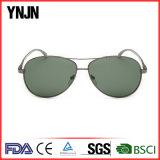 Professional Factory Mens Retro Design Personalizado de óculos de sol (YJ-F8455)