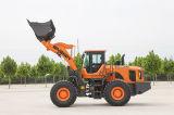5 Rad-Ladevorrichtung Zl50 Tonne HP-162kw mit Katze-Motor und Zf Übertragung