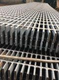 Suelo de rejilla de acero galvanizado caliente DIP para la plataforma y el foso