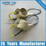 Chaufferette de bande en laiton scellée industrielle de gicleur de conformité de la CE