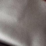 2.0mm grueso de poliéster de respaldo de cuero de la PU para el sofá Hx-F1704