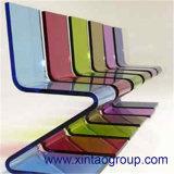 Feuille acrylique / plastique pour dessus de table