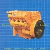 Deutzエンジンの予備品が付いているDeutz F10L413fのディーゼル機関
