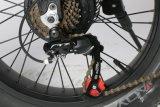 숨겨지은 건전지를 가진 20 인치 뚱뚱한 전기 소형 자전거