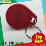 고품질 풀그릴 KAB03 13.56MHz MIFARE DESFire 4K RFID keyfob