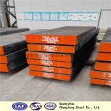 Moldes de plástico del plano de acero de barras (HSSD 2738, modificado P20)