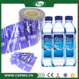 Étiquette de chemise de rétrécissement de chaleur pour la bouteille d'eau Wraping