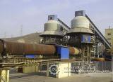 石灰プラントのためのEffciencyの高い縦の予熱器
