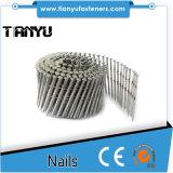Voie de garage de bobine de fil de la qualité Cn90/cloutiers de clôture