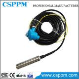 4-20mA ausgegebener versenkbarer waagerecht ausgerichteter Signalumformer Ppm-T127e