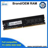 Недавно 3 микросхем 288штифты 8 ГБ памяти DDR4 RAM