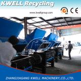 Die Plastikkorb-Zerquetschung bereiten Maschinen-/Plastiküberschüssige Haustier-Flaschen-Schrott-Zerkleinerungsmaschine auf