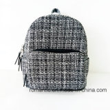 China-Großhandelsform-Dame Canvas Backpack (NMDK-061403)