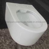 Wc de cerámica del baldeo del tazón de fuente de tocador del colgante de pared (ML-586)