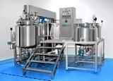 Гомогенизатор смесителя вакуума высокого качества делая эмульсию для сливк, мази, лосьона, цвета воздуха