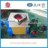 elektrischer 100kg Mittelfrequenzinduktionsofen für das Stahl-/Eisen-/Edelstahl-/Kupfer-/Aluminiumlegierung-Schmelzen