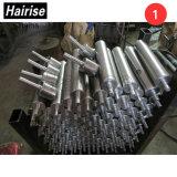 Hairise teleskopische Rochen-Rad-Plastikrollen-Förderanlage