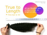 Do bebê brasileiro do cabelo humano do Weave do cabelo do Virgin da classe de qualidade superior 8A onda profunda