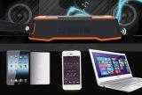 Mini-lourd de plein air Bass Cube étanche IPX7 Bluetooth haut-parleur pour ordinateur portable Tablet PC haut-parleurs de téléphone mobile avec poignée