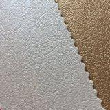 Couro sintético do PVC para a decoração da parede do hotel
