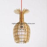 Fácil montagem de flâmulas criativas de madeira Artcrafts pendentes de luz LED