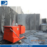High Power Stone Quarry Wire Saw Machine 100 HP