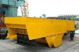 Alimentador da rampa para a planta do cimento