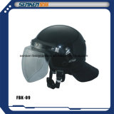 Imperméabiliser casque procurable d'émeute de masque de bande l'anti