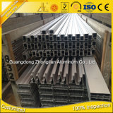 L'extrusion de guichet en aluminium de fournisseur d'usine profile le guichet de glissement en aluminium
