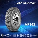 Pneumático resistente 13r22.5 295/80r22.5 315/80r22.5 do caminhão, pneumático do reboque, pneu de TBR