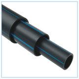 La meilleure pipe de HDPE qualifiée par ISO/DIN des prix pour le transport liquide large