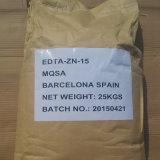 Zinco 15% dell'EDTA con i sacchetti 25kg