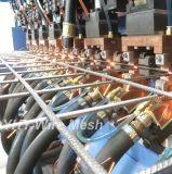 rete metallica saldata di rinforzo concreta della barra d'acciaio 8X8inch