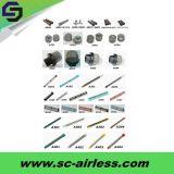 Heißes Verkaufs-Kolbenstange-Ventil für elektrischen luftlosen Lack-Sprüher und Spray-Gerät