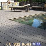 Kundenspezifisches im Freien WPC zusammengesetztes Plastikholz für PoolDecking