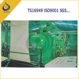 Macchina per gasatura economizzatrice d'energia della rifinitrice e di tintura